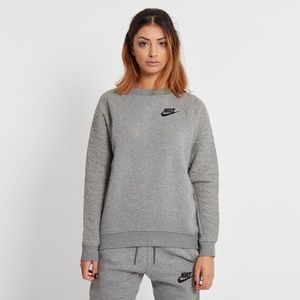 Nike Sportswear Rally Crew Neck Carbon Heather L